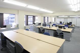 事務所内風景のイメージ